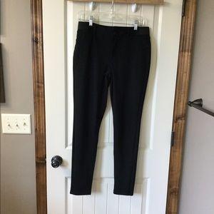 Simply Vera black stretch pant